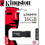 PEN DRIVE 16 GB DT100G3/16GB KINGSTON