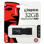 PEN DRIVE 32 GB DT100G3/32GB KINGSTON