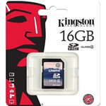MEMORIA SD KINGSTON 16 GB SD4/16GB
