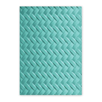 EMBOSSING SIZZIX 661261 WOVEN
