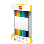 SET 9 PENNE GEL LEGO ART.51482