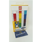 SET RIGHELLO COSTRUIBILE + MINIFIGURE LEGO ART.52558