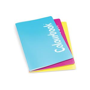 Maxi Quaderno Cartonato A4 Colourbook