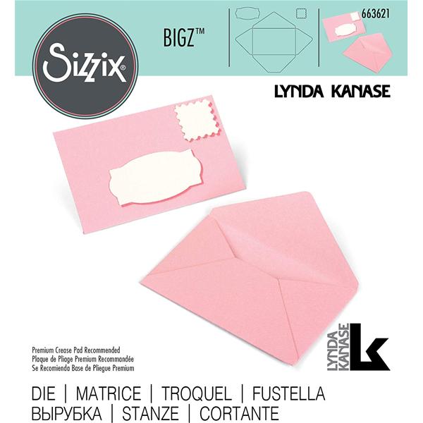 Fustella Sizzix BigZ Big Shot Stella A10184