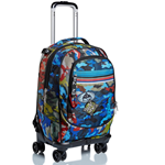 TROLLEY SEVEN JACK 4WD ADVENTURE CAMO COLORE MIMETICO