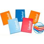 MAXI A4 CARTONATO PLUS COLOURBOOK